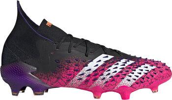 adidas Predator Freak. 1 FG Fußballschuhe Herren schwarz