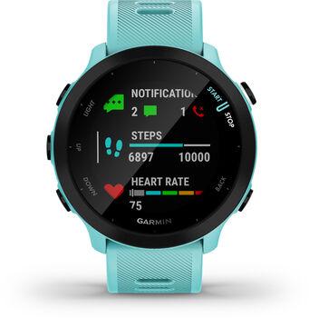 Garmin Forerunner 55 GPS Laufuhr blau