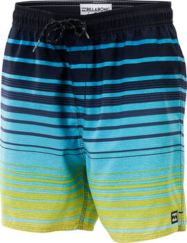 BILLABONG Fraction Badeshorts gelb
