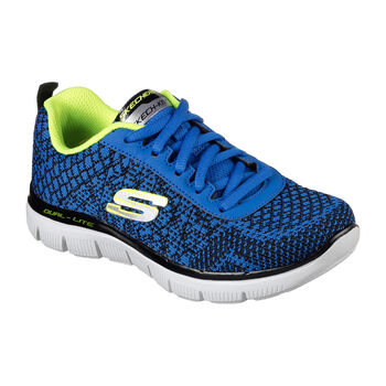 Skechers Flex Advantage 2.0 Fitnessschuhe Jungen blau