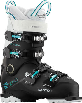 Salomon X Pro Sport 90D Skischuhe Damen schwarz