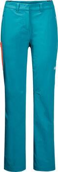 Jack Wolfskin Overland II Flex Shield Wanderhose Damen blau