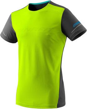 DYNAFIT Alpine T-Shirt Herren gelb