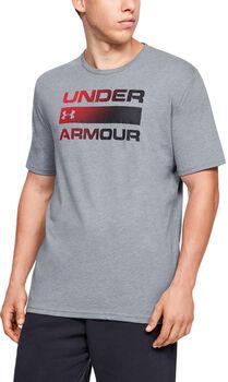Under Armour Team Issue Wordmark T-Shirt Herren grau