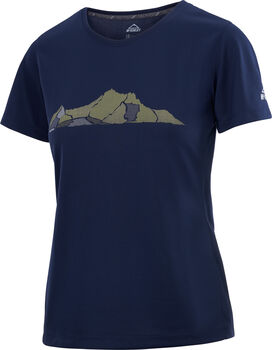 McKINLEY Rakka T-Shirt Damen blau