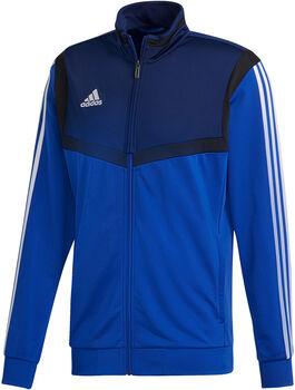 ADIDAS TIRO19 PES JKT Trainingsjacke Herren blau