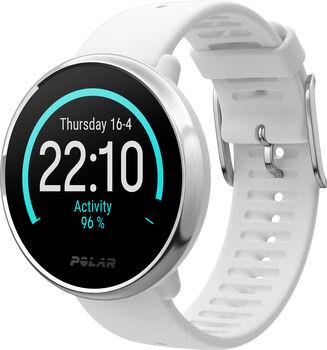 Polar Ignite Fitness GPS Uhr weiß
