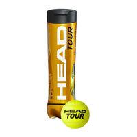 Tour Tennisball 4er