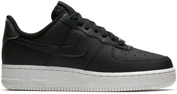 Nike Air Force 1´07 Damen schwarz