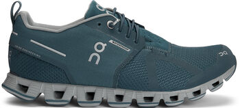On The Cloud WP Laufschuhe Damen grau