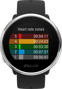 Polar Ignite Fitness GPS Uhr schwarz