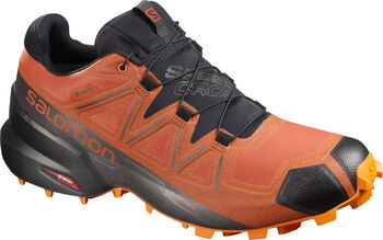 Salomon Speedcross 5 GTX Traillaufschuhe Herren rot