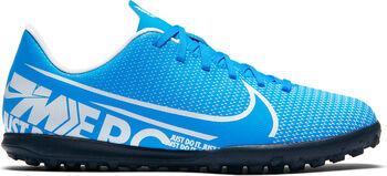 Nike Mercurial Vapor 13 Club Turffußballschuhe blau