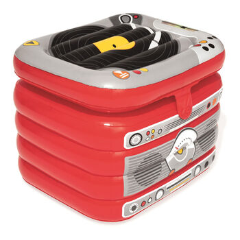 Bestway Party Turnatable Cooler Kühlbox rot