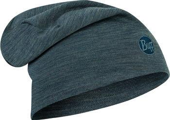 Buff Merino Wool Thermal Loose Mütze blau
