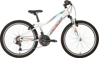"""GENESIS MX 24 Mountainbike 24"""" weiß"""