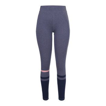 Luhta Riitu L Trainingsleggings Damen blau