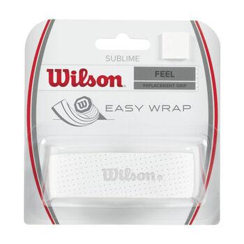 Wilson Sublime Racket Grundband cremefarben