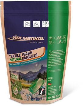 HOLMENKOL Textile Wash Natural Capsules weiß