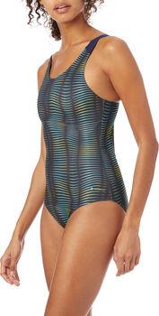 TECNOPRO  Romane II Damen-Schwimmer, 100% PES blau