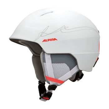 ALPINA Grasp Skihelm weiß
