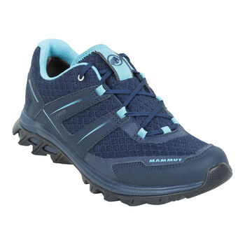 MAMMUT MTR 71 Low GTX Outdoorschuhe Damen blau