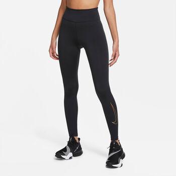 Nike Icon Clash One Tights Damen schwarz
