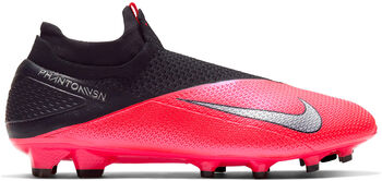 Nike Phantom VSN 2 Elite DF FG Fußballschuhe rot