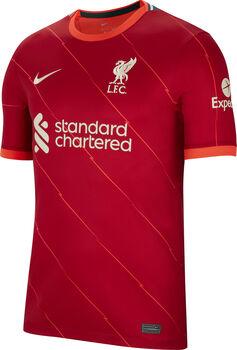 Nike Liverpool FC Stadium Home Fußballtrikot rot