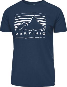 MARTINI Walker T-Shirt Herren blau