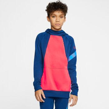 Nike Dri-FIT Academy Hoodie blau