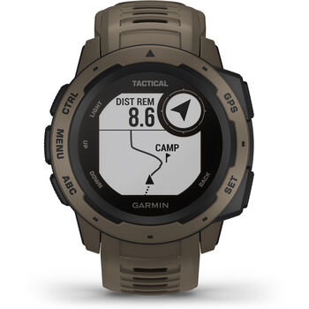 Garmin Instinct Tactical Pulsuhr grün