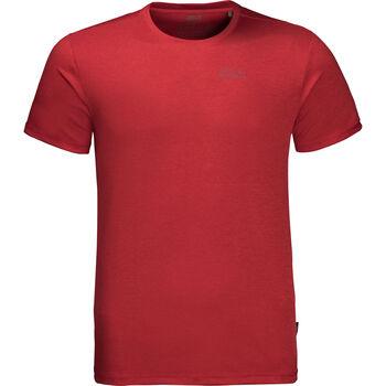 Jack Wolfskin Sky Range T-Shirt Herren rot