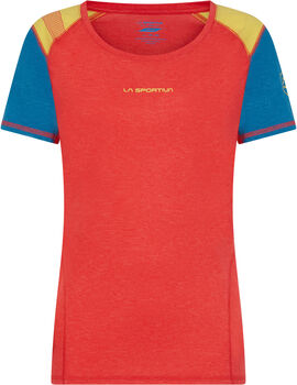 La Sportiva Hynoa T-Shirt Damen rot