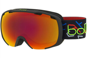 Bollé ROYAL Skibrille schwarz