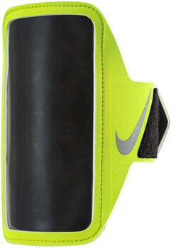 Nike Lean Arm Band gelb