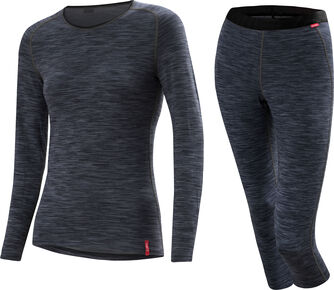 Transtex® Warm Unterwäsche-Set