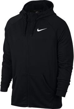 Nike  Dry Hoodie Fz Kapuzenjacke Herren schwarz