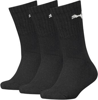 Puma Sport Junior 3-er Pack Socken  schwarz