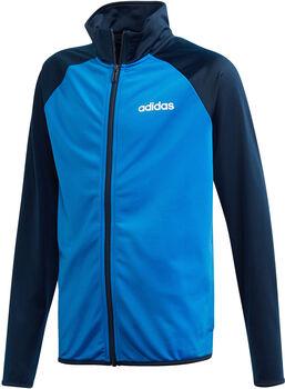 ADIDAS YB TS ENTRY Trainingsanzug blau