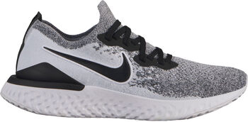 Nike Epic React Flyknit 2 Laufschuhe Damen weiß