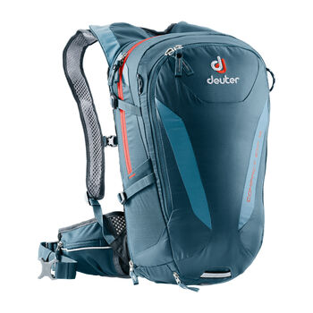 Deuter Compact Exp 16 Bikerucksack blau