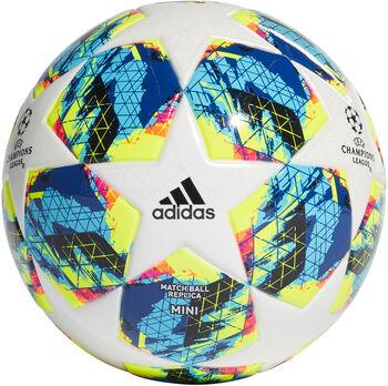 adidas Finale Mini Fußball weiß