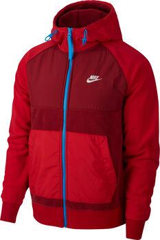 Nike Nsw Ce Kapuzenjacke Herren rot