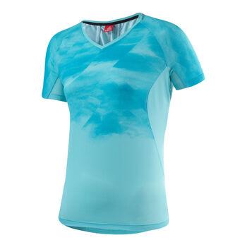 LÖFFLER Cloudy Shirt Damen blau
