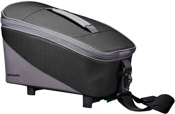 racktime Talis Gepäckträgertasche schwarz