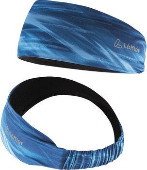 LÖFFLER Elastic Stirnband schwarz