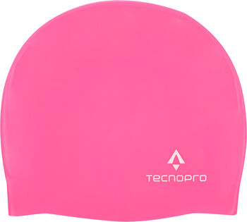 TECNOPRO Cap Sil Vol Badehaube pink