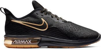 Nike Air Max Sequent 4 Laufschuhe Herren schwarz