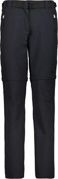 CMP Zipp-hose Damen grau